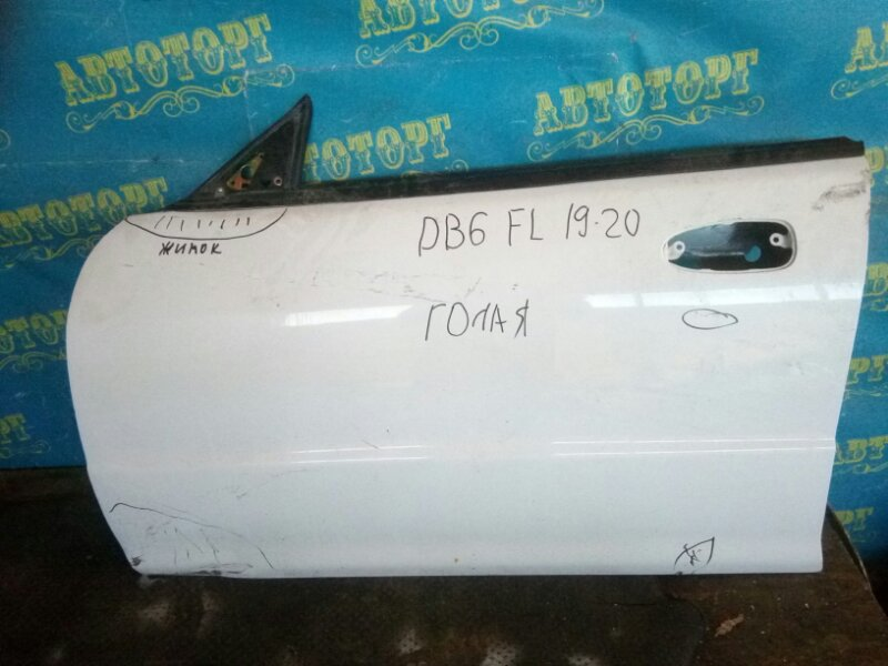 Дверь Honda Integra DB6 ZC 1999 передняя левая