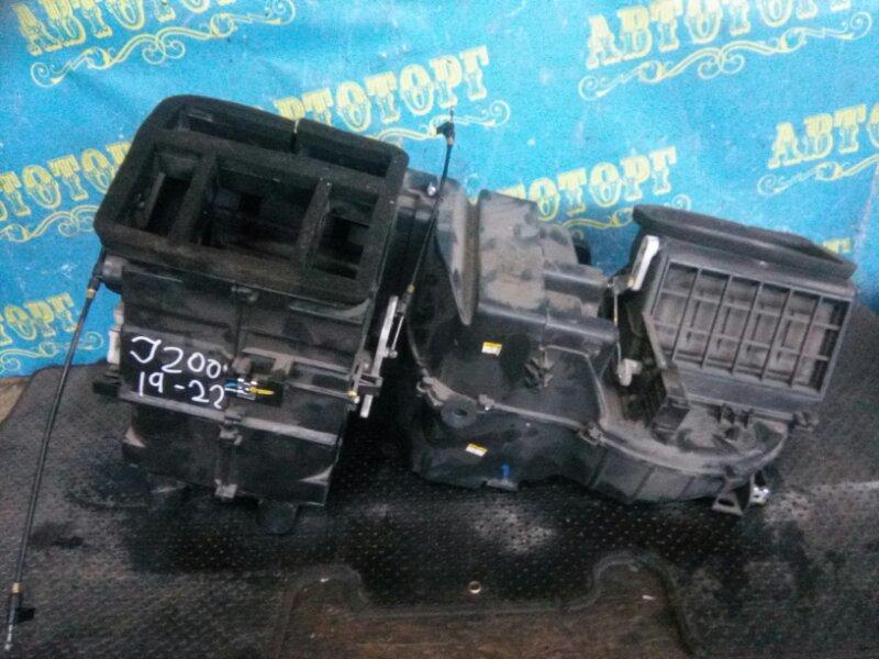 Корпус печки Chevrolet Lacetti J200 F16D3 2012