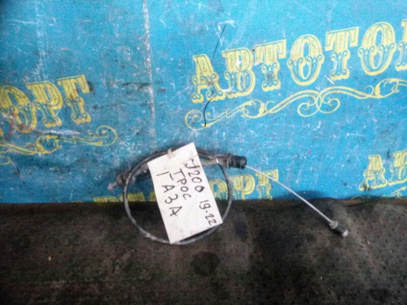 Трос газа Chevrolet Lacetti J200 F16D3 2012
