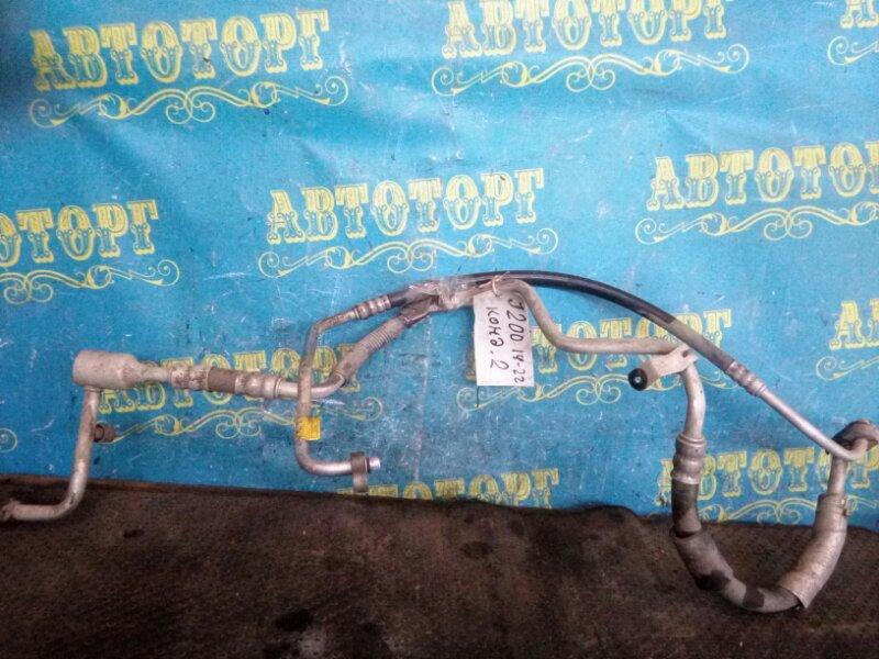 Трубка кондиционера Chevrolet Lacetti J200 F16D3 2012