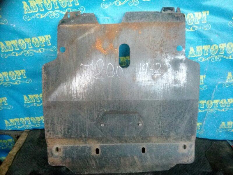 Защита двигателя Chevrolet Lacetti J200 F16D3 2012