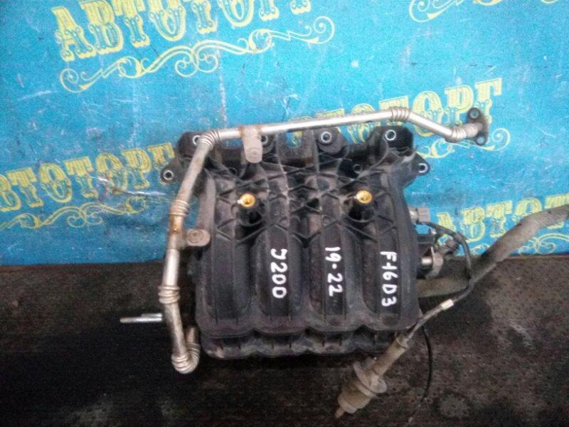 Коллектор впускной Chevrolet Lacetti J200 F16D3 2012
