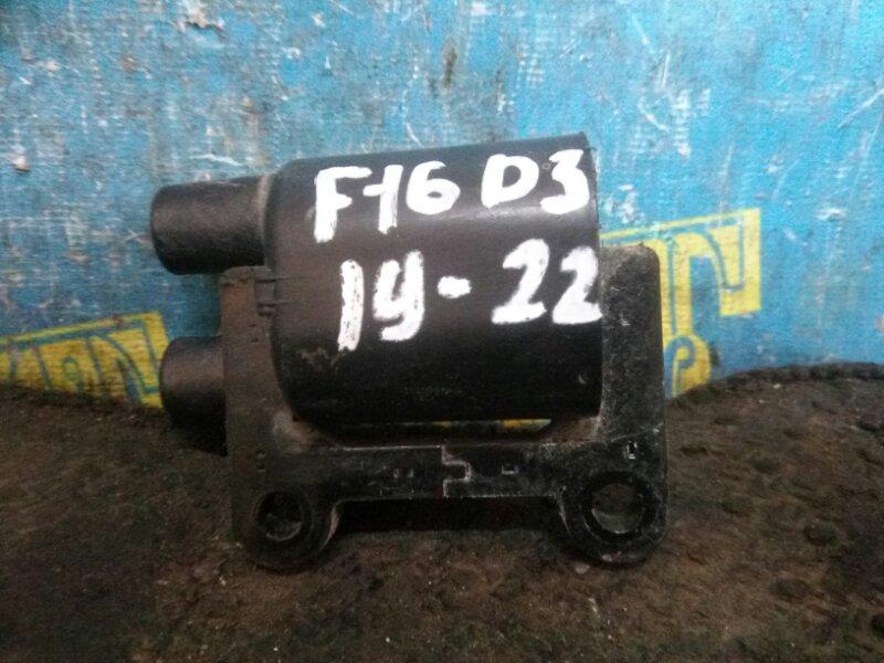 Катушка зажигания Chevrolet Lacetti J200 F16D3 2012