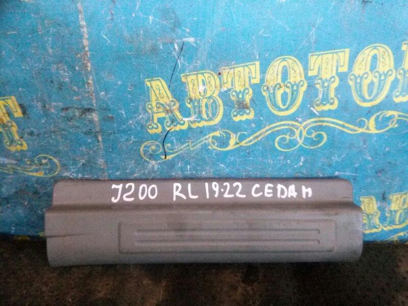 Порожек пластиковый Chevrolet Lacetti J200 F16D3 2012 задний левый