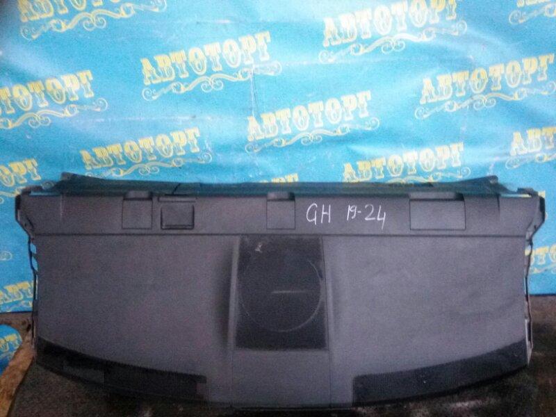 Полка багажника Mazda 6 GH LF 2011