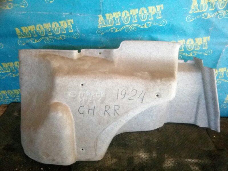 Обшивка багажника Mazda 6 GH LF 2011 задняя правая