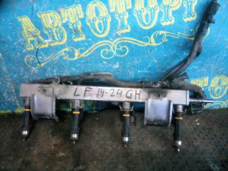 Топливная рейка Mazda 6 GH LF 2011