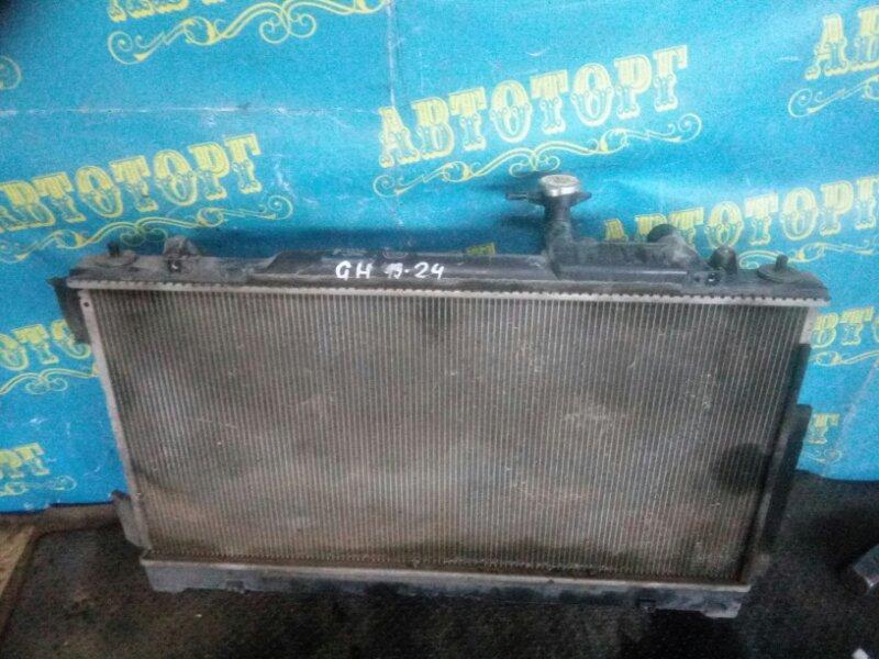 Радиатор основной Mazda 6 GH LF 2011
