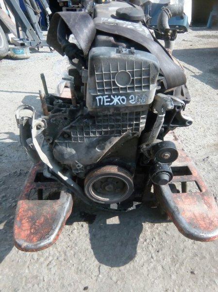 Двигатель Peugeot 206 2AC TU3A 2006
