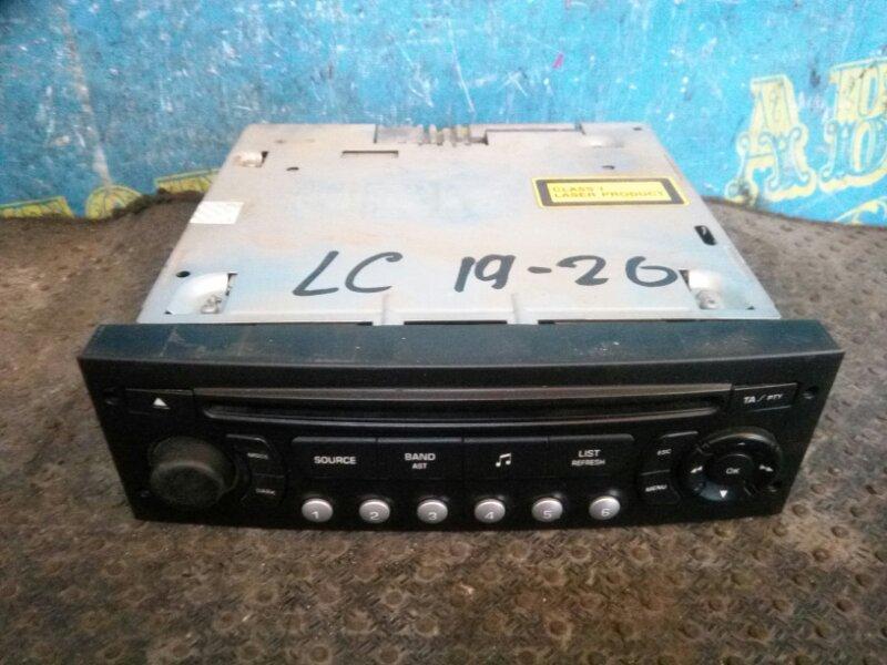 Магнитофон Citroen C4 LC TU5JP4 2006