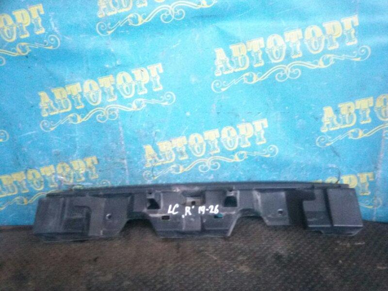 Усиление бампера Citroen C4 LC TU5JP4 2006 заднее
