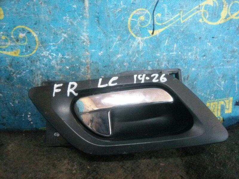 Ручка двери внутренняя Citroen C4 LC TU5JP4 2006 передняя правая