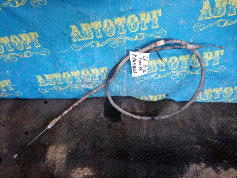 Тросик ручника Citroen C4 LC TU5JP4 2006 задний правый