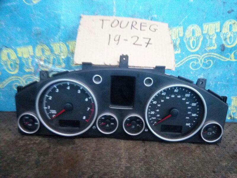 Щиток приборов Volkswagen Touareg 7LA BMX 2005