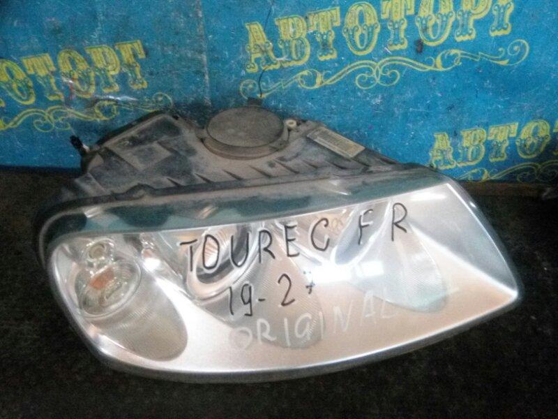 Фара Volkswagen Touareg 7LA BMX 2005 передняя правая