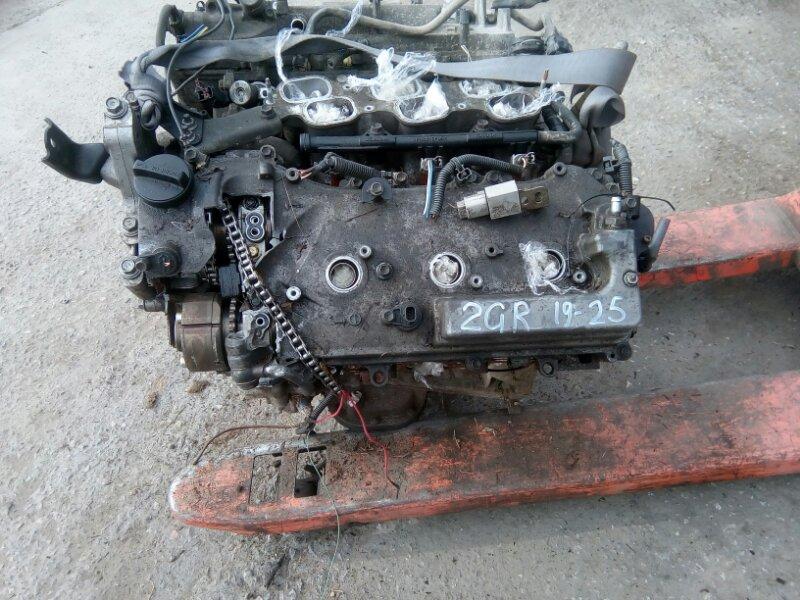 Двигатель Toyota Camry GSV40 2GR 2008