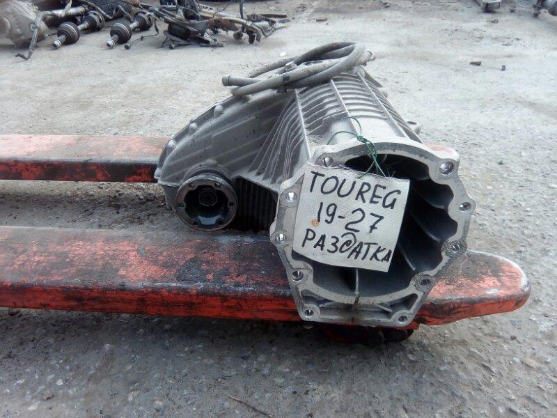 Раздаточная коробка Volkswagen Touareg 7LA BMX 2005