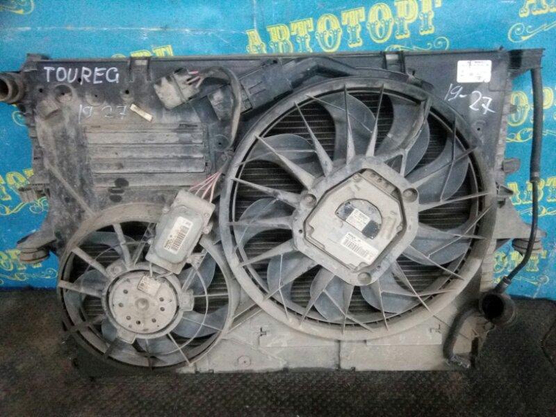 Радиатор основной Volkswagen Touareg 7LA BMX 2005