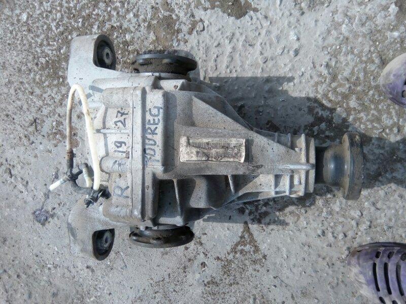 Редуктор Volkswagen Touareg 7LA BMX 2005 задний