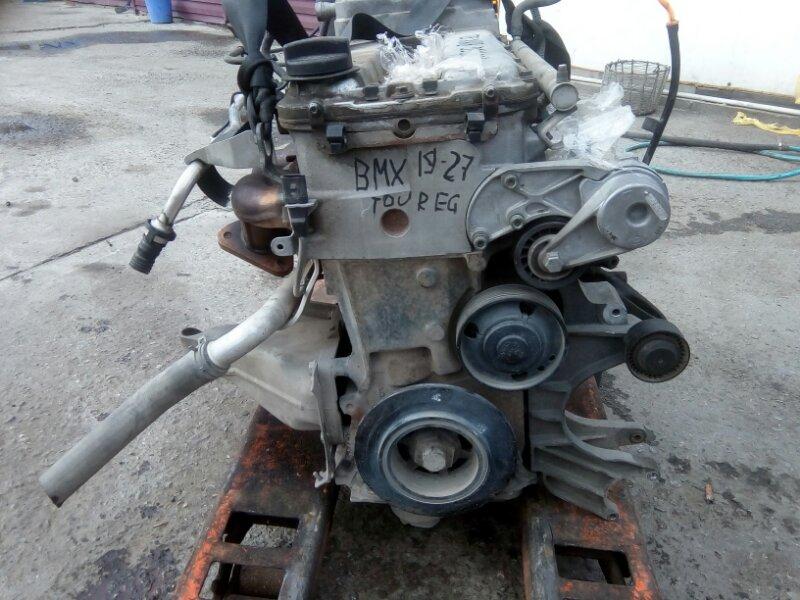 Двигатель Volkswagen Touareg 7L BMX