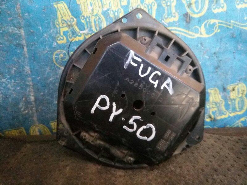 Мотор печки Nissan Fuga PY50 передний