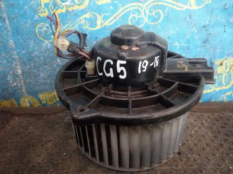 Мотор печки Honda Accord CG5 F23A 2001 передний