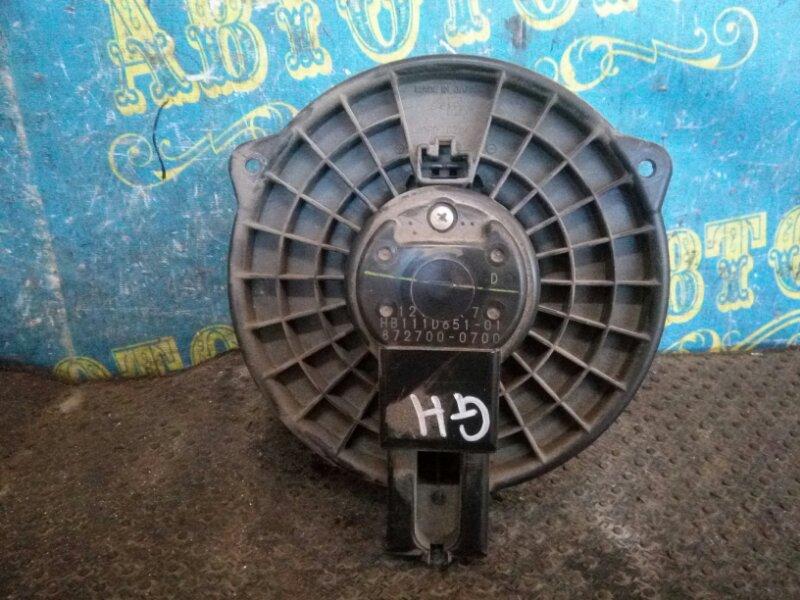 Мотор печки Mazda 6 GH LF17 2008 передний