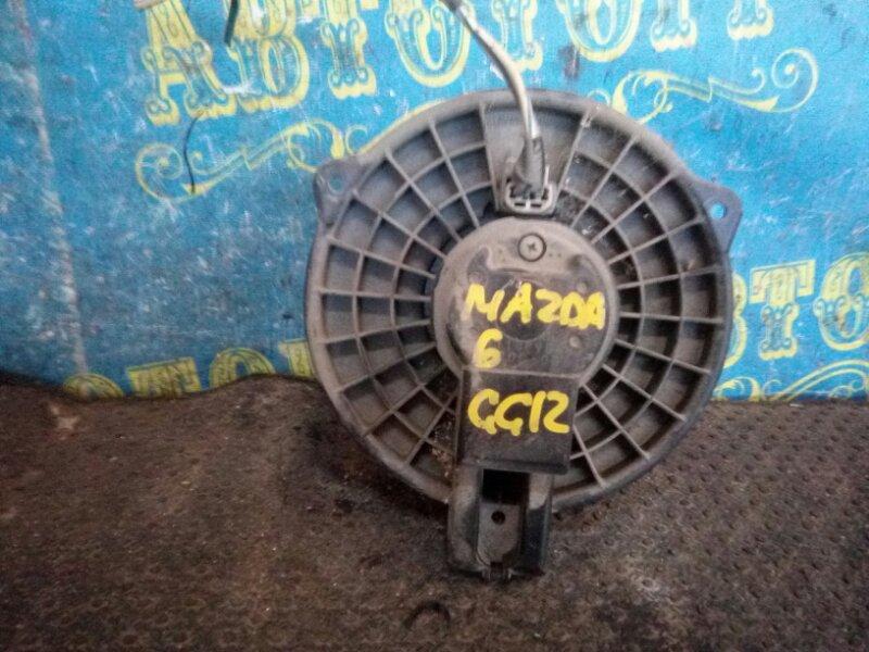 Мотор печки Mazda 6 GG LF передний