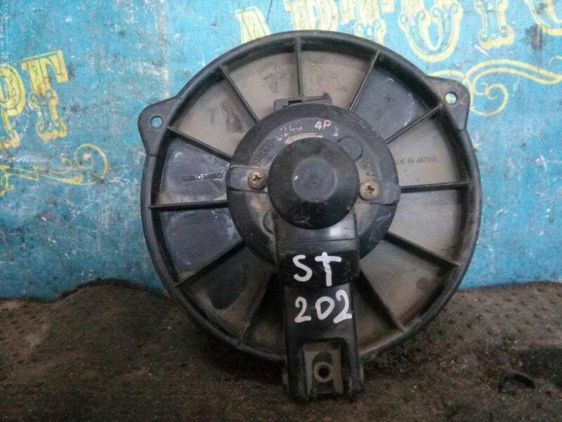 Мотор печки Toyota Carina Ed ST202 передний