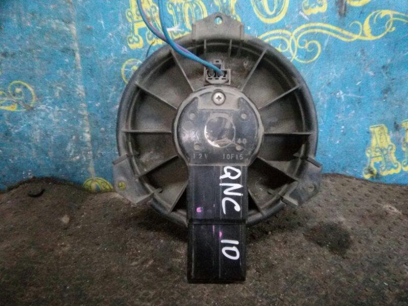 Мотор печки Toyota Passo QNC10 передний