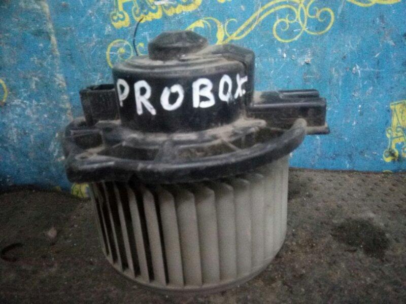 Мотор печки Toyota Probox NCP51 передний