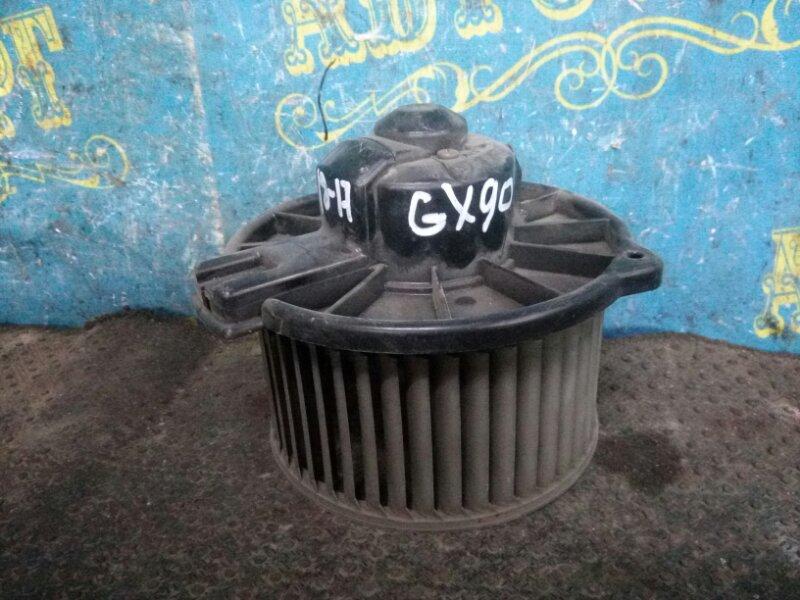 Мотор печки Toyota Mark Ii GX90 1G FE 1993 передний