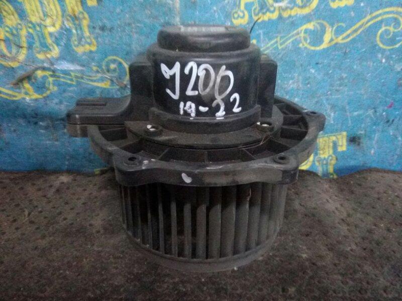 Мотор печки Chevrolet Lacetti J200 F16D3 2012 передний