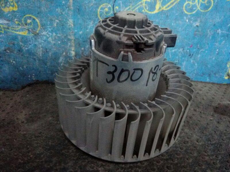 Мотор печки Chevrolet Aveo T300 F16D4 2012 передний