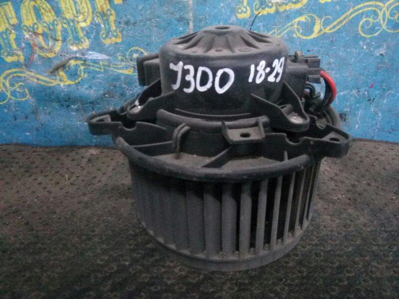 Мотор печки Chevrolet Cruze J300 F16D3 2011 передний