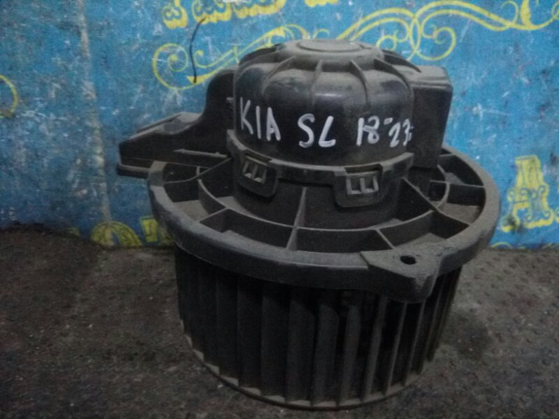 Мотор печки Kia Sportage SL D4HA 2011 передний