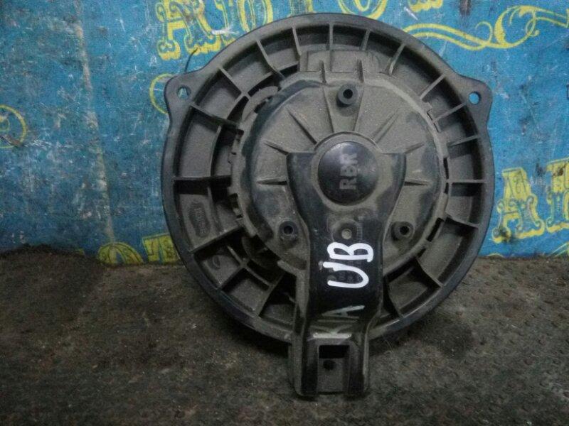 Мотор печки Kia Rio UB G4FC 2013 передний