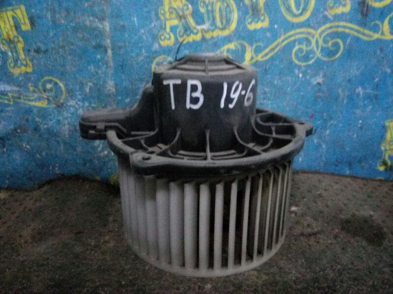 Мотор печки Hyundai Getz TB G4EE 2007 передний
