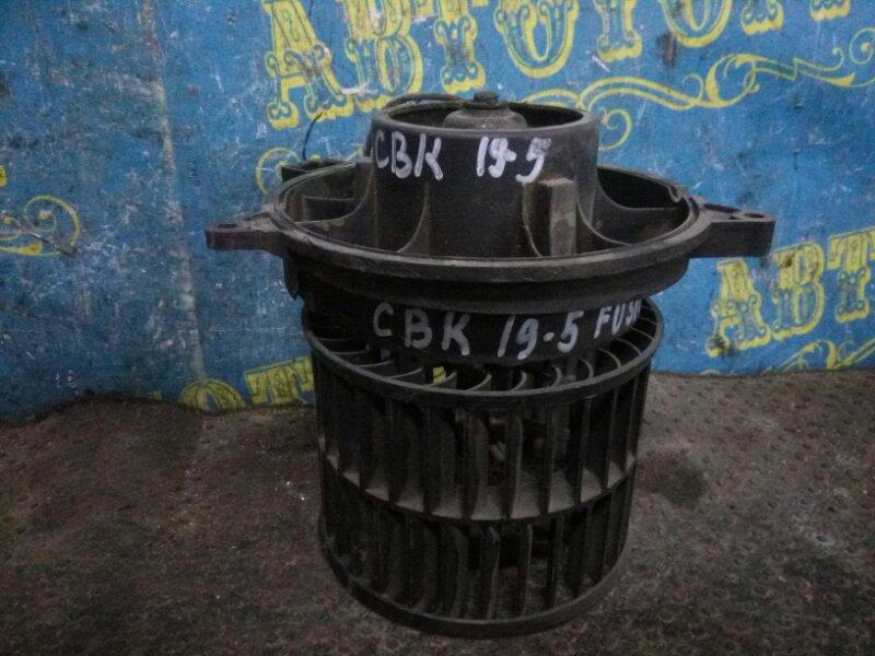 Мотор печки Ford Fusion CBK FYJA 2007 передний