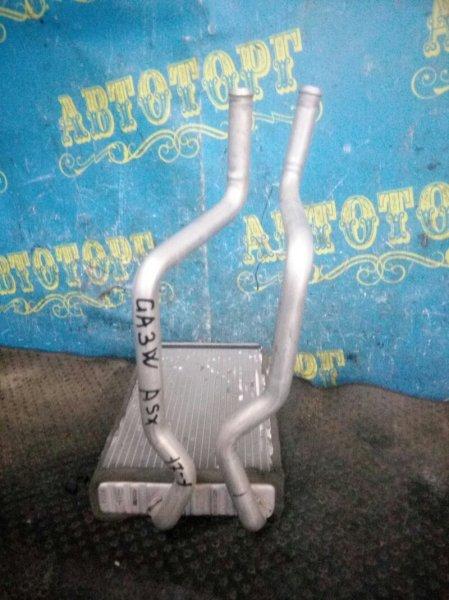 Радиатор печки Mitsubishi Asx GA3W 4B10 2010 передний