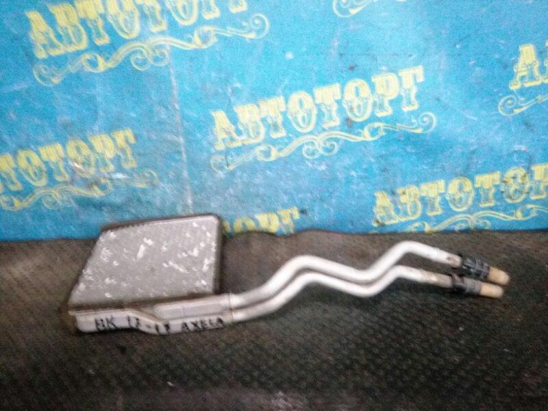 Радиатор печки Mazda Axela BK ZY 2004 передний