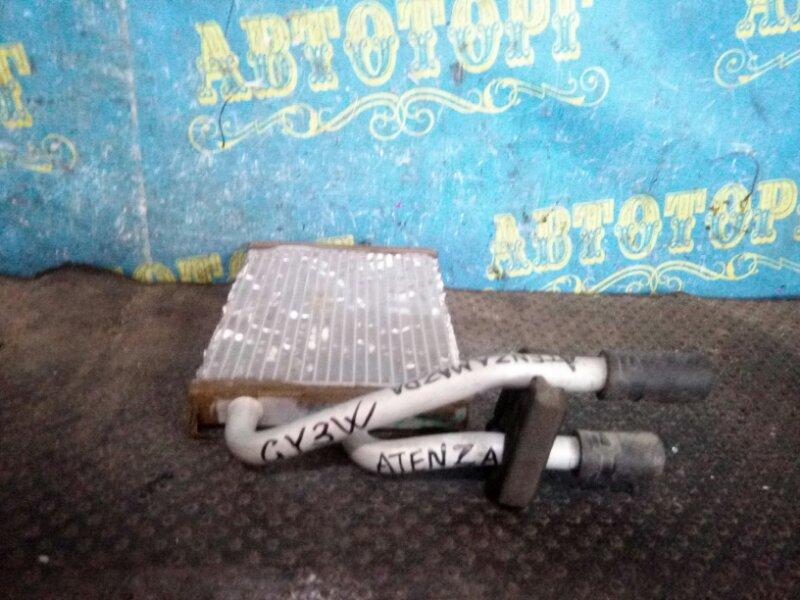 Радиатор печки Mazda Atenza GY3W L3 передний