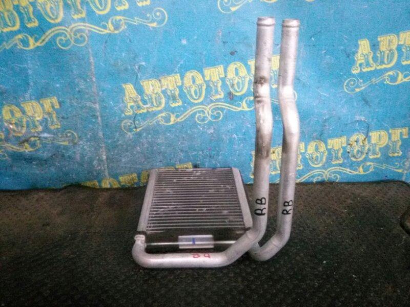 Радиатор печки Hyundai Solaris RB G4FA 2011 передний