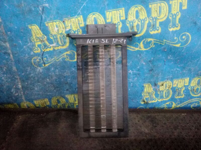 Радиатор печки Kia Sportage SL D4HA 2011 передний