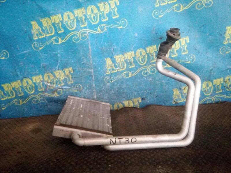 Радиатор печки Nissan Xtrail NT30 передний