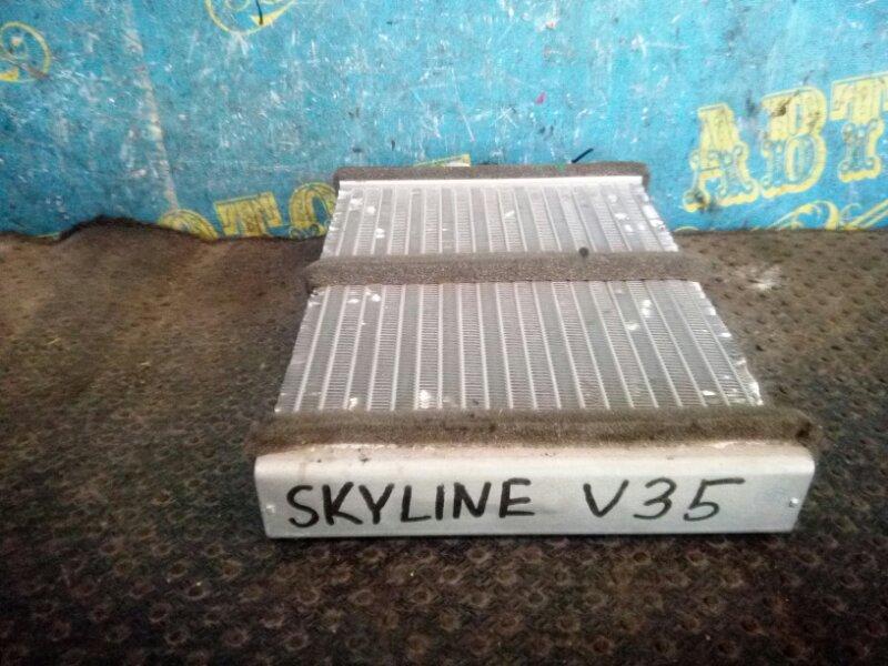 Радиатор печки Nissan Skyline V35 передний