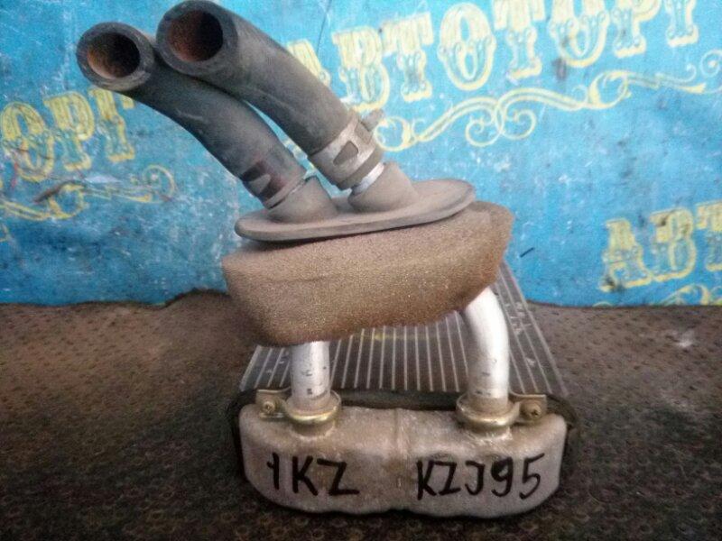 Радиатор печки Toyota Land Cruiser Prado KZJ95 1KZ передний