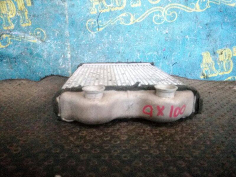 Радиатор печки Toyota Cresta GX100 передний