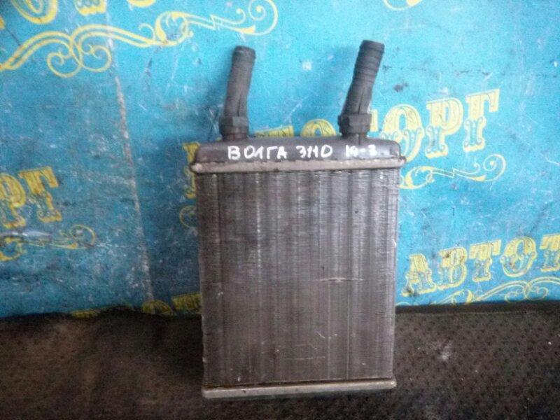 Радиатор печки Газ Волга 3110 406.2 2004 передний