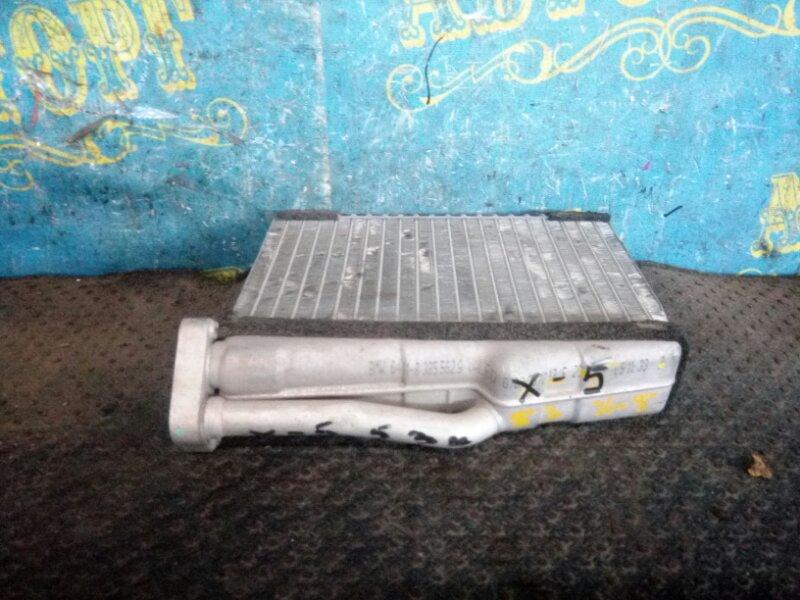 Радиатор печки Bmw X5 E53 передний